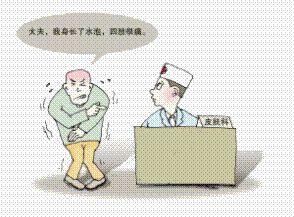 正确区分非淋与淋病的方法